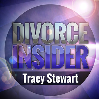 Divorce Insider Podcast with Tracy Stewart CPA