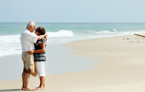 canstockphoto15145120 Senior Couple on beach