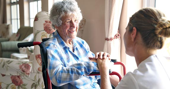 Paying for long-term care options