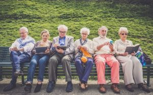 Technology for senior living