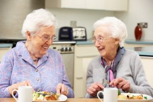 Kitchen safety for aging parents