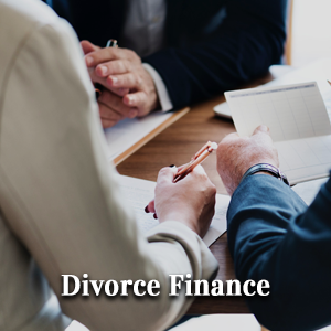 College Station Divorce Financial Planning